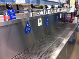 In-Store Purified Water Services