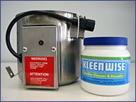 Kleenwise De-Scaler and Boiling Pot